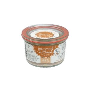 Rillettes Nature 150gr